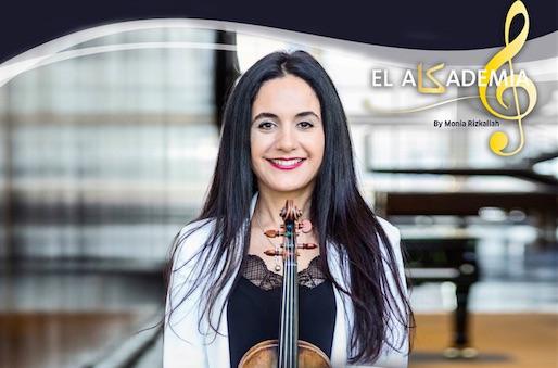 El Akademia masterclass joue Mozart, Bach, Roustom et Ravel