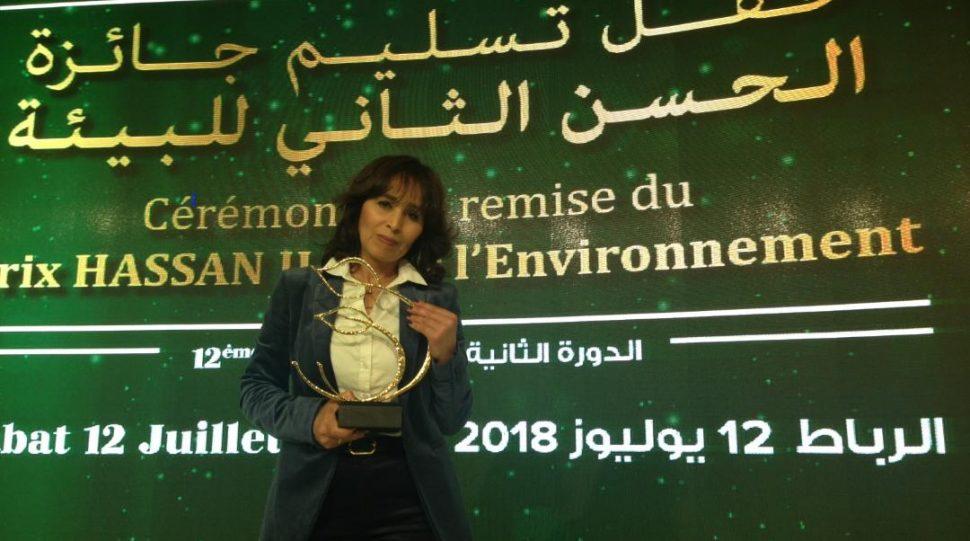 Cinq journalistes primés au Prix Hassan II de l'environnement