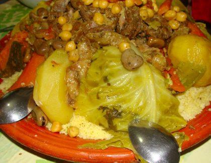 Couscous au «gueddid», plat star de l'Achoura ! (photos)