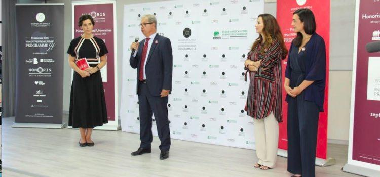 Entrepreneuriat et leadership féminin pour l'Afrique