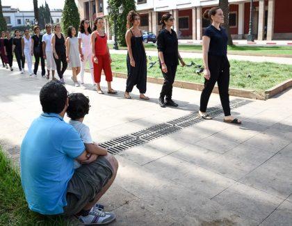 #ZankaDialna, l'espace public est aussi pour les femmes (photos)