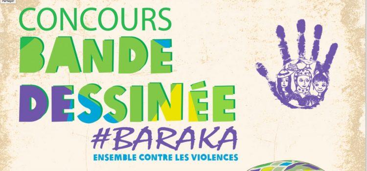 #BARAKA en BD