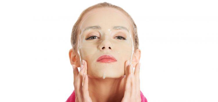 Masques en tissu : les chouchous de la cosmétique