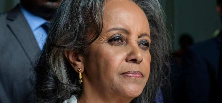 Sahle-Work Zewde, première femmePrésidente en Afrique