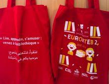 EUROKTEB2 ou le livre sous toutes ses formes!