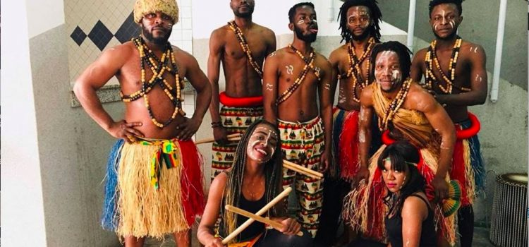 Le groupe Ballet Liziba ouvre Rabat-Africa
