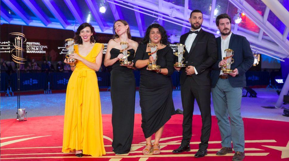 FIFM 2018 :  L'Étoile d'Or pour Joy de Sudabeh Mortezai