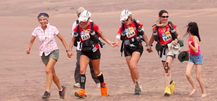 Marathon des Sables, 200 femmes au départ