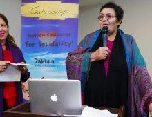 """Sahraouiya"", le challenge solidaire"