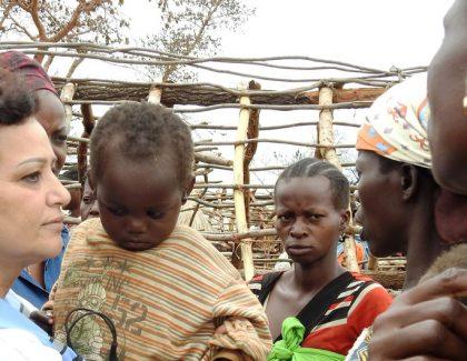 Najat Rochdi nommée Conseiller humanitaire