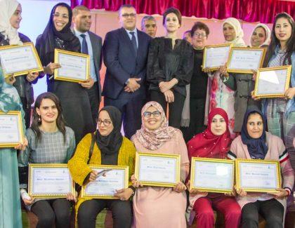 Oum El Ghait: 150 éducatrices diplômées