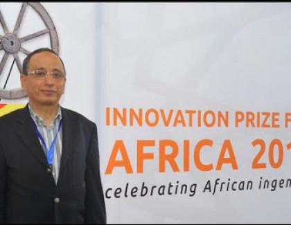 Innovation Prize for Africa 2015 : Adnane Remmal remporte le premier prix