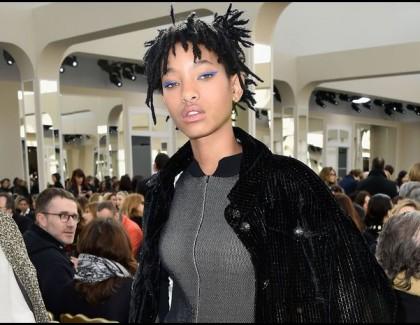 Willow Smith, la nouvelle égérie Chanel