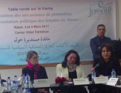 Femmes et vie politique au Maroc, pourquoi doit-on militer d'avantage!