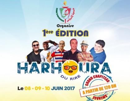 Festival Haroura du rire