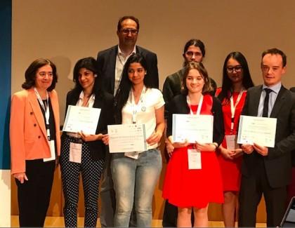 Ingénieuse 2017 : une étudiante marocaine récompensée