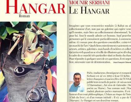 Le Hangar, un roman sur l'art et ses collectionneurs