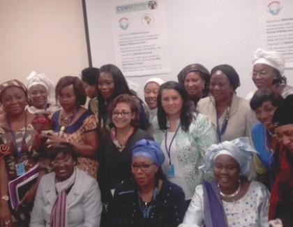 Oumayma Achour élue vice-présidente du Forum des Femmes d'Afrique