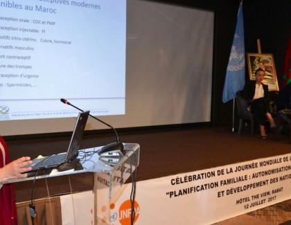 L'UNFPA célèbre la Journée Mondiale de la Population