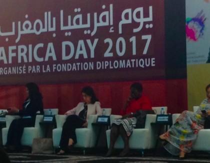 Fières d'être marocaines et africaines