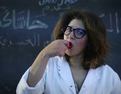 Fayrouz Amiri dans la peau d'une sexologue