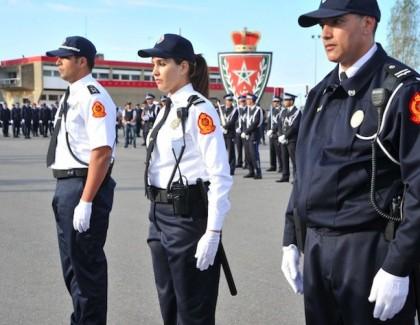 Un nouveau look pour une nouvelle police