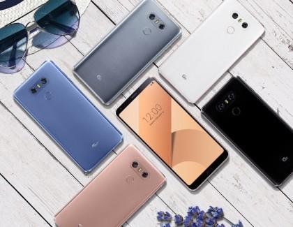 LG : Le G6 avec des plus