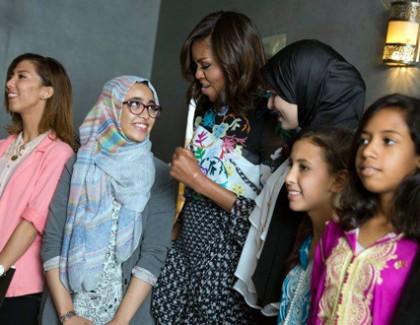 Michelle Obama plaide pour l'éducation des filles