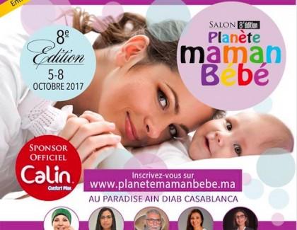 Coup d'envoi du salon Planète Maman Bébé