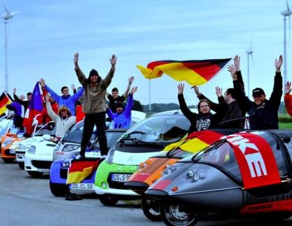 Rive Maroc, un rallye 100% électrique