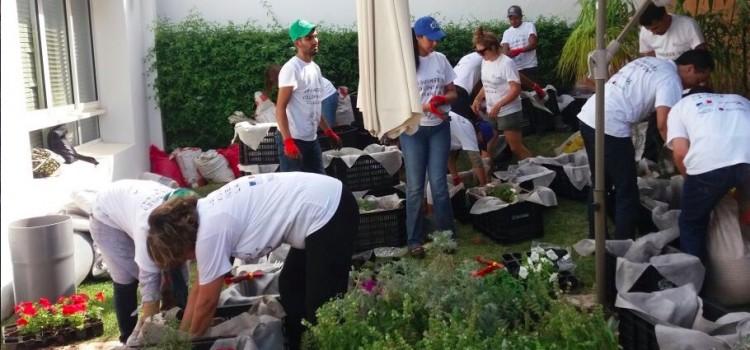 France Volontaires, les volontaires réinventent la Cité