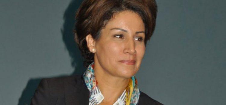 Nezha Bidouane ambassadrice pour l'Afrique en Coupe intercontinentale