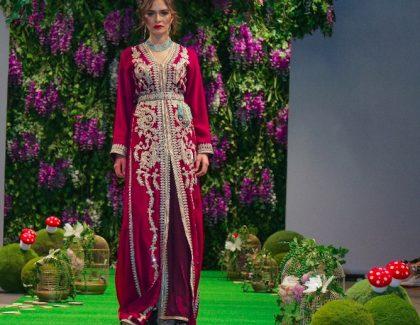 Caftans et robes de soirée : Fouzia Naciri et Rim Biaz enchantent Marrakech