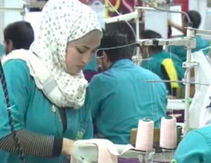 Femmes et emploi: taux d'activité en régression
