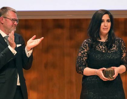 Souad Mekhennet reçoit le prix Ludwig Borne