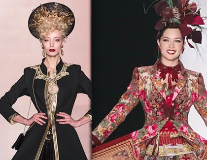 L'Oriental Fashion Show fait vibrer Paris