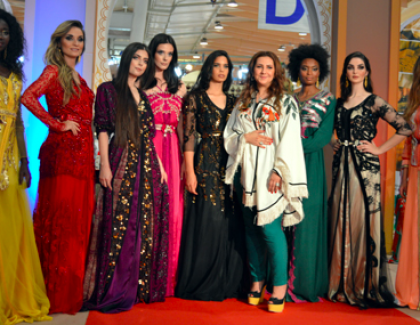 Samira Haddouchi présente sa collection à Lisbonne