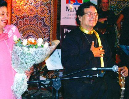 Jalila  Mégri: le come back de la voix angélique