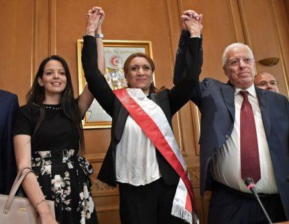 Tunisie: Souad Abderrahim mairesse de la Médina de Tunis