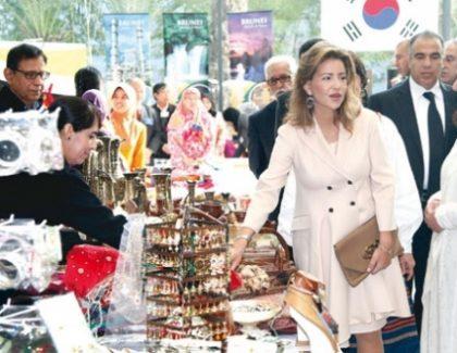 Bazar diplomatique : le RDV solidarité, générosité et fraternité