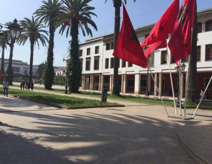 En images, Rabat sans voiture ce dimanche