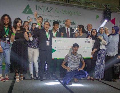 INJAZ Al-Maghrib : des prix et des succès !