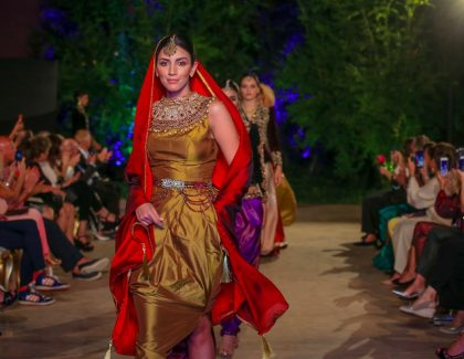 Oriental Fashion Show : une édition solidaire (photos)