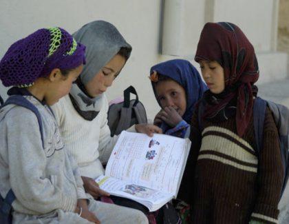 Taouss, la petite fille de Ain Sfaa