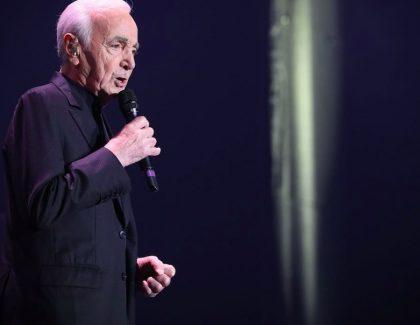 Charles Aznavour, une icône tire sa révérence