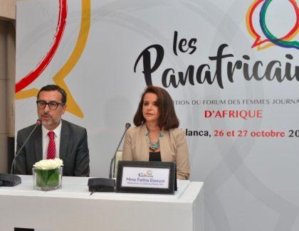Le forum des Panafricaines annonce son programme