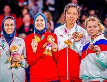 Fatima-Zahra Abou Fares meilleure sportivede l'année 2018