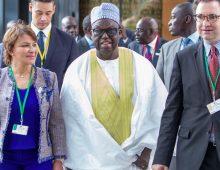 El Haité élueà la tête de l'lnternationale Libérale