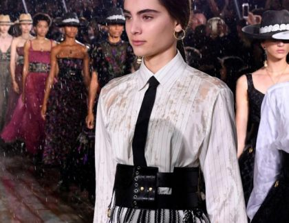 Dior à Marrakech pour le défilé Croisière