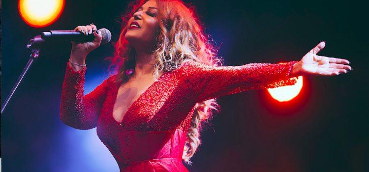 Samira Saïd en tournée en avril